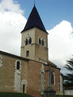 Église de Saint-Paul-de-Varax